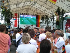 Public Viewing WM 2018